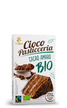 Cacao amaro Bio Fairtrade 75g